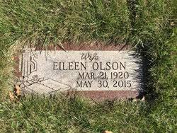 Eileen Myra Ewing Olson (1920-2015) - Find A Grave Memorial