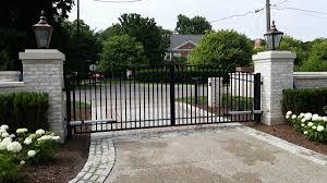 wrought iron gates birmingham mi