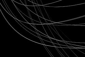 ورق الجدران خطوط خلفية سوداء هد عريضة عالية الوضوح ملء الشاشة