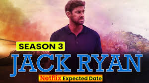 Jack Ryan Season 3 Expected Release Date and Plot Details - Release on  Netflix - YouTube