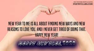 happy new year wishes for boyfriend husband quotes messages
