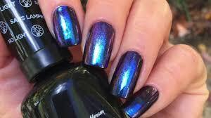sally hansen chrome nail makeup uk