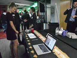 Entrepreneurs flock OU Innovation Hub's first expo   Business    normantranscript.com