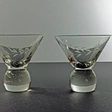 stemless martini glasses products on wanelo