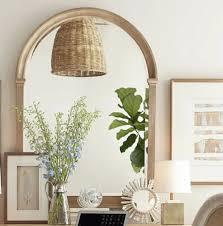 decorative mirrors for above the mantel
