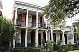 lower garden district historic homes