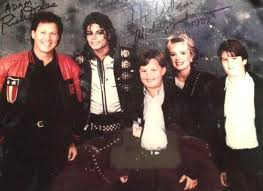 That time in '89 when Adam Eget got friendly with Michael Jackson. :  NormMacdonald