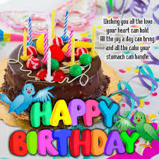 A Happy Birthday Wish Card For You. Free Birthday Wishes eCards ...