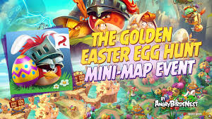 "Angry Birds Epic ""The Golden Easter Egg Hunt"" Special Event is on ..."