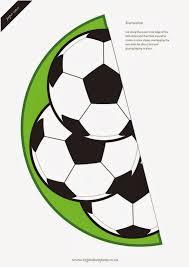Kit Para Fiestas De Futbol Para Imprimir Gratis Partido De
