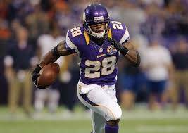 Vikings' Adrian Peterson answers PED accusations with a shrug ...