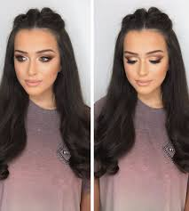 hollie noelle make up hair makeup