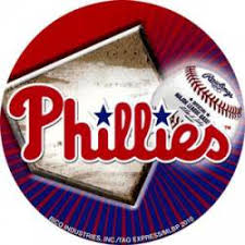 Philadelphia Phillies Stickers Decals Bumper Stickers