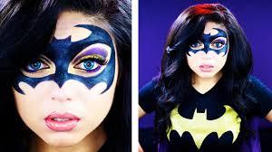 batman inspired makeup tutorial