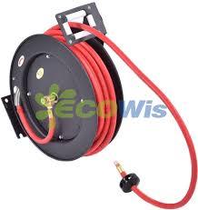 heavy duty steel wall mount hose reel