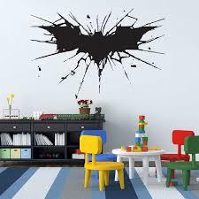 Batman Dark Knight Logo Vinyl Wall Art Decal