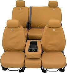 covercraft carhartt seatsaver front row