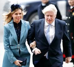 Boris Johnson And Fiancée Carrie Symonds Announce Birth Of Son