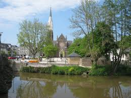 Cesson-Sévigné sur les rives de la Vilaine GR39