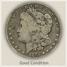 1921 morgan silver dollar value