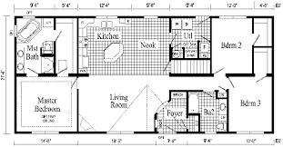 rockport ranch style modular home