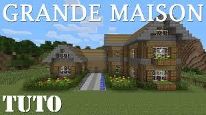 belle grande maison minecraft ps4