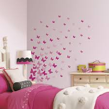 Butterflies Wall Decals Girls Butterfly Stickers Room Decor Ebay Independence