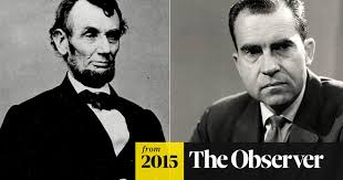 Were Lincoln and Nixon gay? The 'history' book that is dividing America |  World news | The Guardian