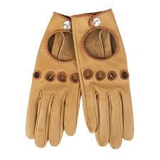 hermes car gloves