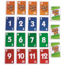 games skip bo card games games