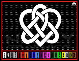 Trinity Celtic Knot 2 Christian Car Decal Vinyl Sticker Noizy Graphics Christian Apparel Decals Frames More