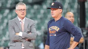 Astros' Jeff Luhnow, AJ Hinch fired for ...