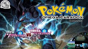 Pokemon Omega Paradox Version 2 Completed - Pokemoner.com