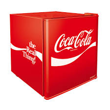 46l coca cola solid door countertop bar