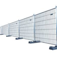 Temporary Fencing Barrier Hire Orange Hire