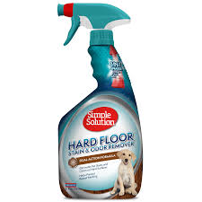 hard floor pet sn and odor remover