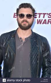Adan Canto attending the 'Bennett's War' premiere at Steven J. Ross Theater  at the Warner Bros Studio Ressort on August 13, 2019 in Burbank, California  Stock Photo - Alamy