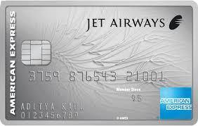 jet airways platinum credit card