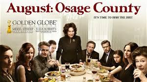 I segreti di Osage County, con Meryl Streep, Julia Roberts, Ewan ...