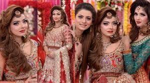 latest stani bridal dresses and