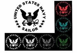 Us Navy Veteran Decal Sticker Military Car Truck Window Wall Tumbler Laptop 2 99 Picclick