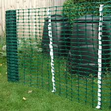 Pvc Mesh Green Barrier Fence Green Plastic Mesh By The Metre