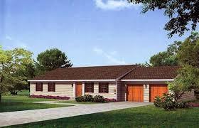 exterior paint idea ranch style home