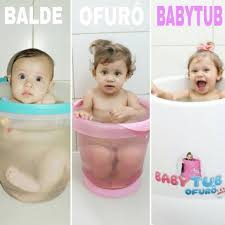 Banheira Terapêutica para Bebê - Minha Saúde Bem Estar