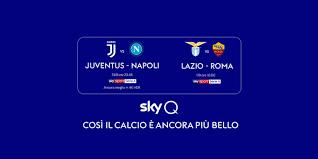 Sky Sport Serie A 2a Giornata, Diretta Esclusiva