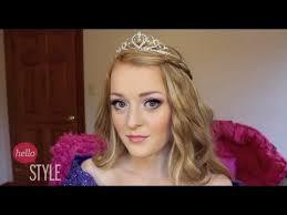 princess makeup tutorial how to look