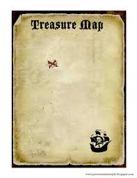 Diy Pirate Map Printable Love This Perfect For My Pirate Party