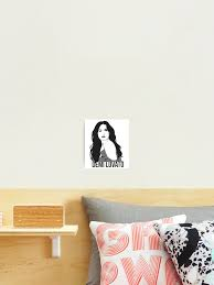 Demi Lovato 2 By Burningred13 Photographic Print By Burningred13 Redbubble
