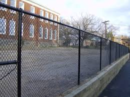 Newport News Residential Chain Link Fence Hercules Fence Virginia Va