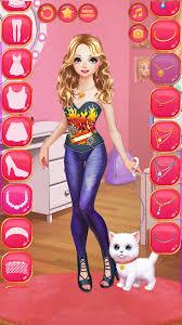 Chuyện Tình ❤️ Trò chơi Thời trang cho Bé gái cho Android - Tải ...